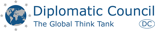 Rehago | Logo Diplomatic Council The Global Think Tank